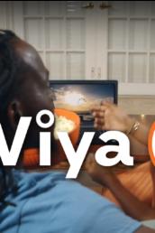 Viya, Don't Be Like Jim ad screen shot, Pumpa arguing with girlfriend