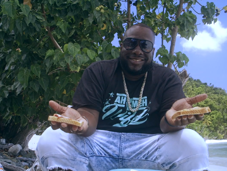 Spectrum Band, peanut butter and jelly, I Love Meh Wifey video still